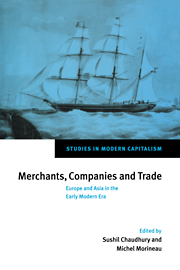 Merchants, Companies and Trade