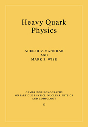 Heavy Quark Physics
