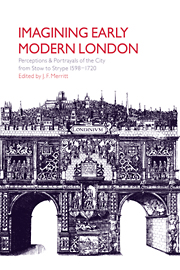 Imagining Early Modern London