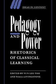 Pedagogy and Power