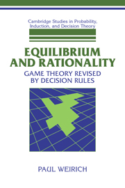 Equilibrium and Rationality