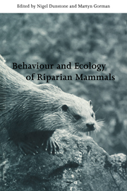 Behaviour and Ecology of Riparian M