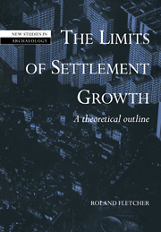 The Limits of Settlement Growth