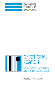 Emotional Reason
