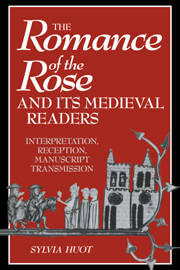 The Romance of the Rose and its Medieval Readers