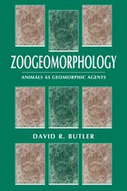 Zoogeomorphology