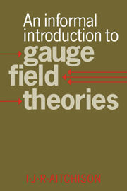 An Informal Introduction to Gauge Field Theories