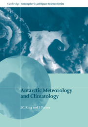 Antarctic Meteorology and Climatology