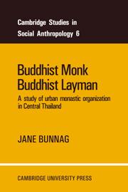 Buddhist Monk, Buddhist Layman