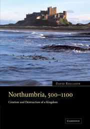 Northumbria, 500–1100