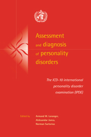 Assessment and Diagnosis of Personality Disorders
