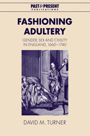 Fashioning Adultery