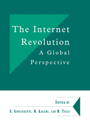 The Internet Revolution