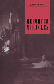 Reported Miracles