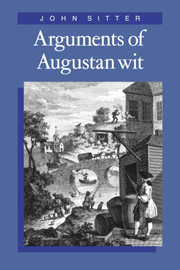 Arguments of Augustan Wit
