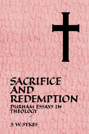 Sacrifice and Redemption