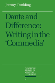 Dante and Difference