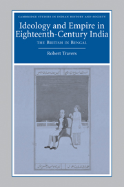 Ideology and Empire in Eighteenth-Century India