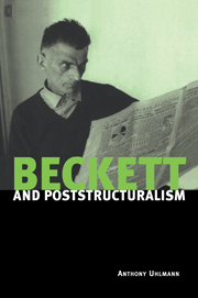 Beckett and Poststructuralism