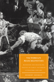 Victorian Masculinities