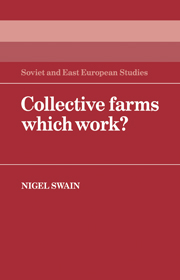 Collective Farms which Work?