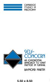 Self-Concern