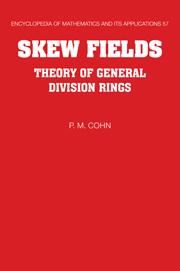 Skew Fields