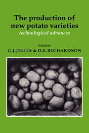 The Production of New Potato Varieties
