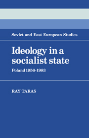 Ideology in a Socialist State