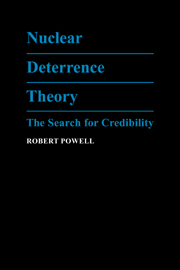 Nuclear Deterrence Theory