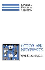 Fiction and Metaphysics