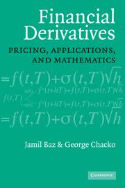 Financial Derivatives