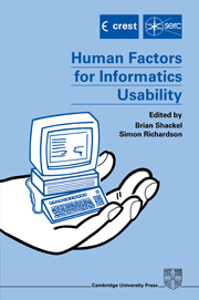 Human Factors for Informatics Usability