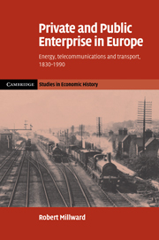 Private and Public Enterprise in Europe