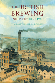 The British Brewing Industry, 1830–1980