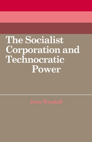 The Socialist Corporation and Technocratic Power