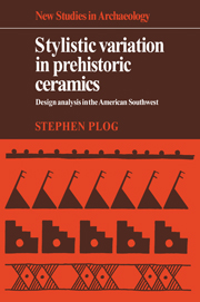 Stylistic Variation in Prehistoric Ceramics