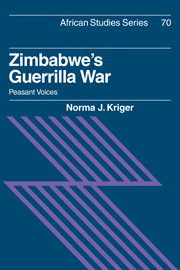 Zimbabwe's Guerrilla War