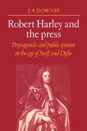 Robert Harley and the Press