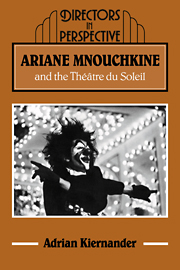 Ariane Mnouchkine and the Théâtre du Soleil