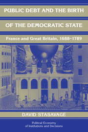 Public Debt and the Birth of the Democratic State