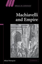 Machiavelli and Empire