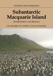 Subantarctic Macquarie Island