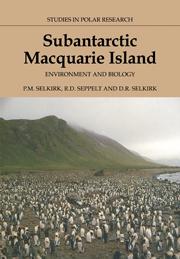 Subantarctic Macquarie Island