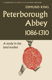 Peterborough Abbey 1086–1310
