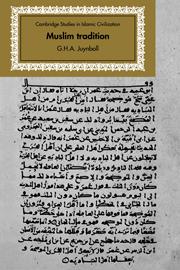 Muslim Tradition
