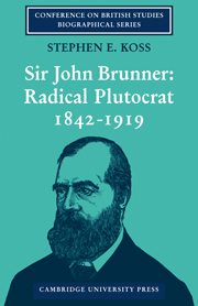 Sir John Brunner
