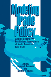 Modeling Trade Policy