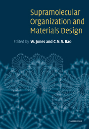Supramolecular Organization and Materials Design