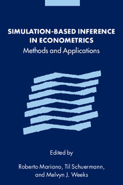Simulation-based Inference in Econometrics
